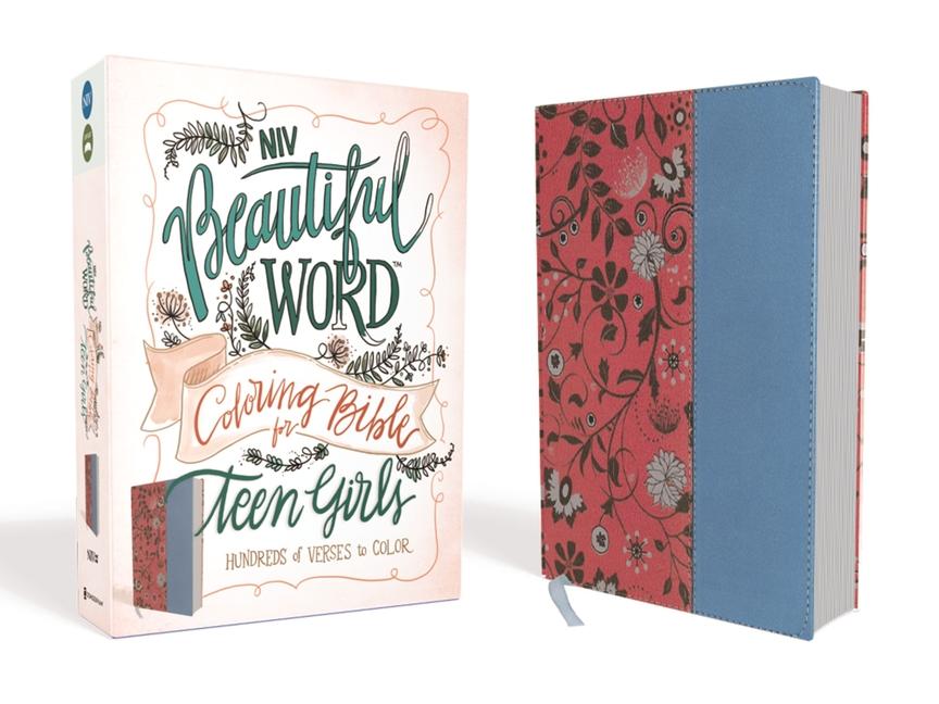 beautiful word  niv  beautiful word coloring bible for