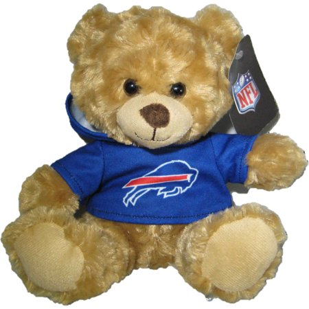 NFL 9 inch Rally Men Hoodie Bear, Buffalo Bills