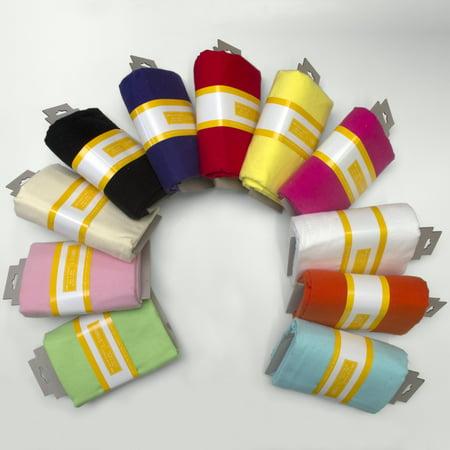 Purple Plaid Flannel (David Textiles Flannel Solids 1.5-Yard Fabric)