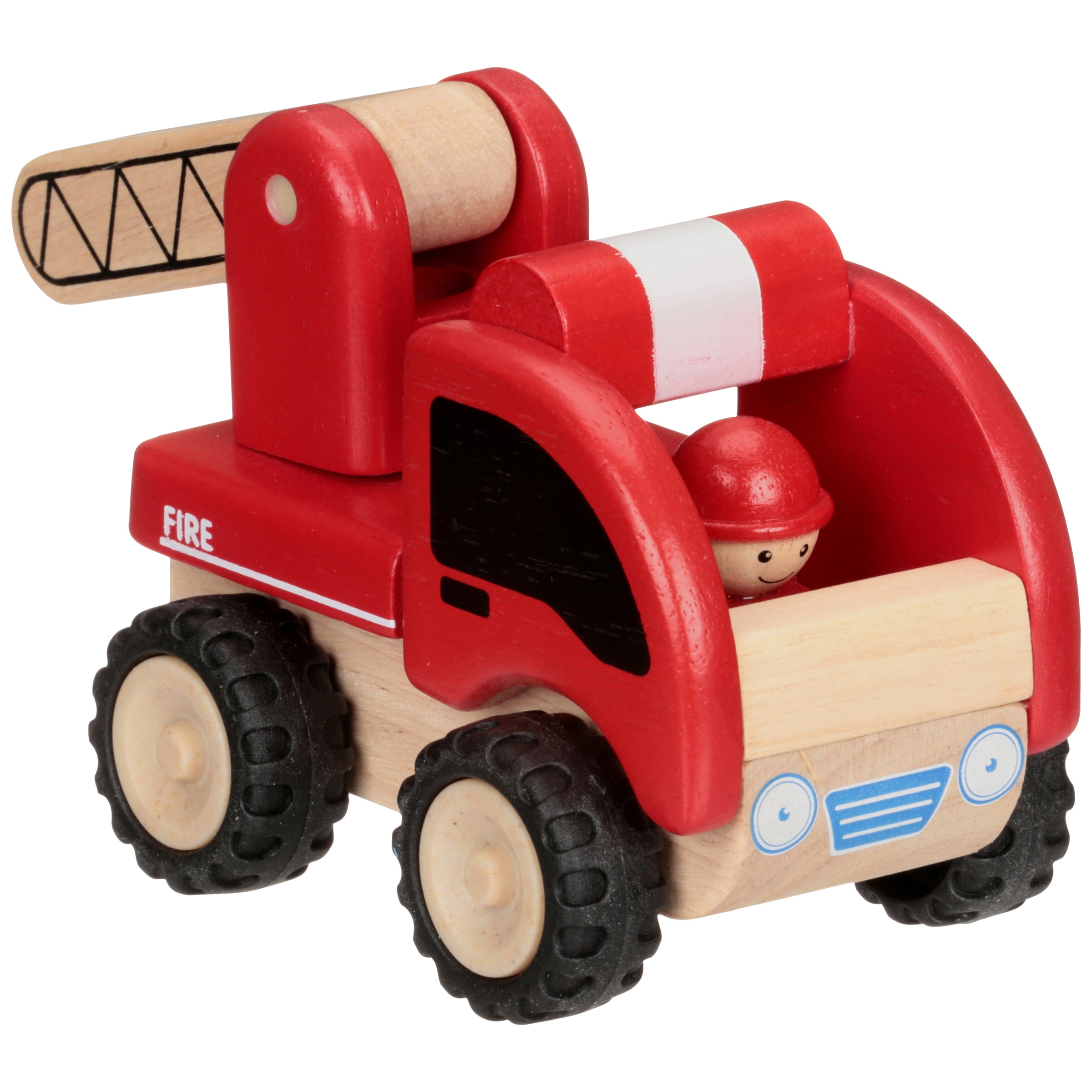 Wonderworld® Mini Fire Engine Toy Truck