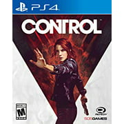 Control, 505 Games, PlayStation 4, 812872019604