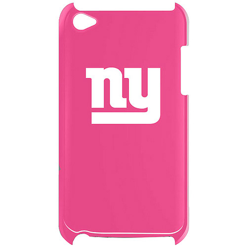 Tribeca iPod touch 4th Generation Solo Shell Varsity Jacket, New York Giants, Pink