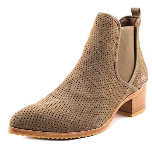 Donald J Pliner Diaz-OL Women Pointed Toe Suede Ankle Boot by Donald J Pliner