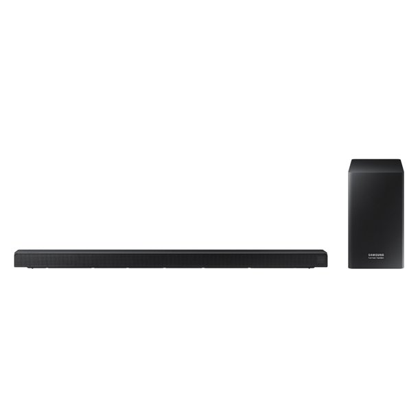 SAMSUNG 5.1 Channel 360W Panoramic Soundbar System with Wireless Subwoofer - HW-Q6CR/ZA (Manufacturer Refurbished)