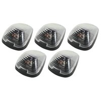 Pacer Performance 20-235C Hi-Five Clear Ford Style Cab Roof Light Kit