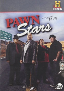 Pawn Stars: Volume Five (DVD) by VIDMARK/TRIMARK