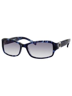 Product Image Liz Claiborne Sunglasses 534 S 0JTW Navy Black Marble 172afdc00c15