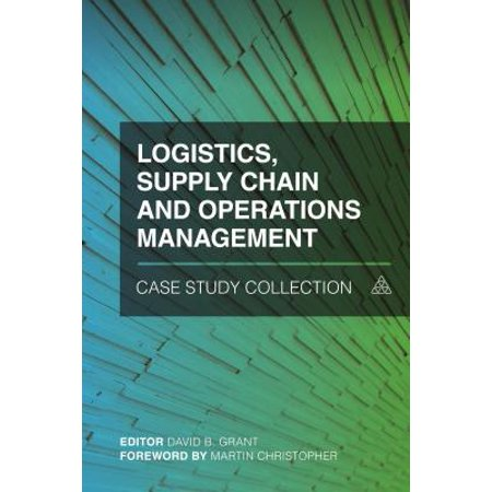 Logistics, Supply Chain and Operations Management Case Study