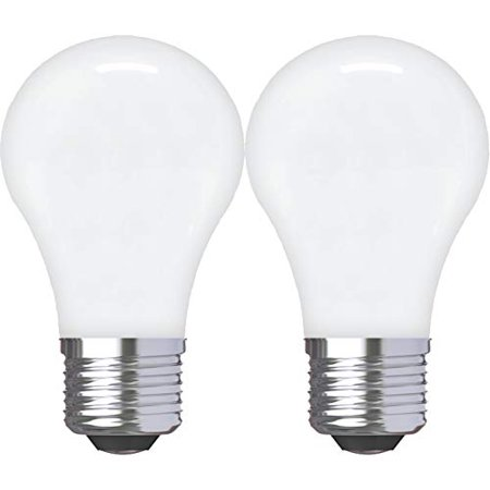 Ge Lighting 31375 Frosted Finish Light Refresh Hd Dimmable
