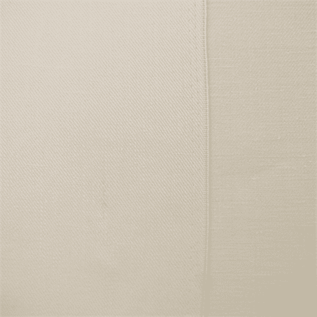 White Cotton Japanese Selvedge Denim Fabric By The Yard