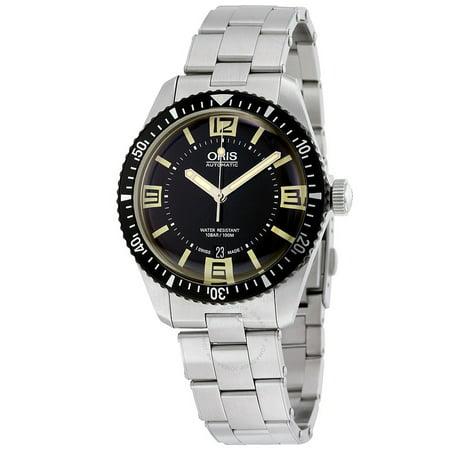 Divers Sixty-Five Automatic Black Dial Mens Watch 733-7707-4064MB Diver Mens Black Dial