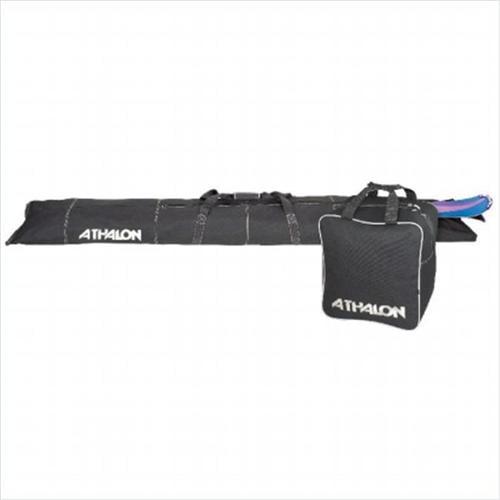 Athalon Two Piece Ski and Boot Bag Set