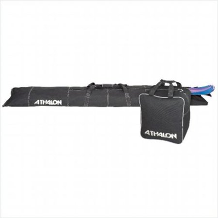 Athalon Two Piece Ski and Boot Bag Set
