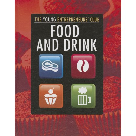 Young Entrepreneurs' Club (Smart Apple): Food and Drink (Hardcover) Students interested in the food and drink marketplace learn what it takes to become young entrepreneurs in the industry. Successful food and drink moguls are spotlighted, and step-by-step instructions are given to jump-start the thought process of starting a business in the food and drink industry. Questions throughout the book challenge critical thinking.