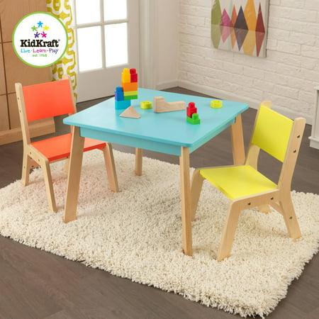 Kidkraft Modern Table And 2 Chair Set Highlighter
