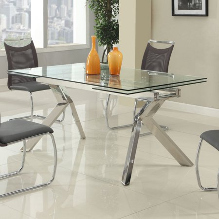 Chintaly Ella Butterfly Legs Extension Dining Table