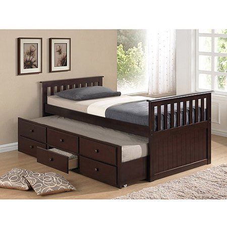 Broyhill Kids Marco Island Captains Bed With Trundle Bed