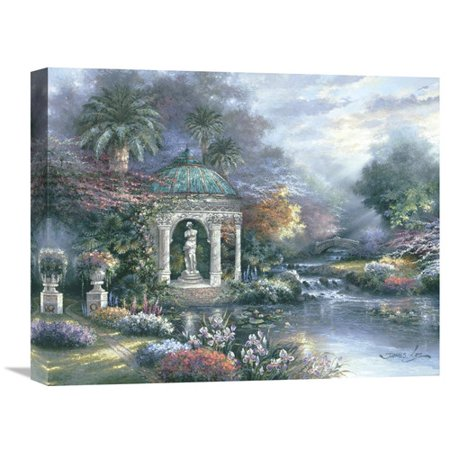 Global Gallery Graceful Guardian By James Lee Painting On Wrapped Canvas