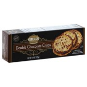 Continental Bakeries Gille  Double Chocolate Crisps, 4.4 oz