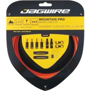 Jagwire Mountain Pro Brake Cable Kit, Maxxis Orange