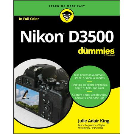 Nikon D3500 for Dummies -