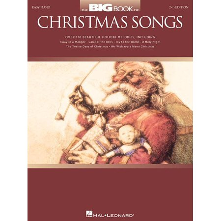 The Big Book of Christmas Songs ()