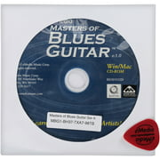 eMedia® Masters of Blues? Guitar Win/Mac Interactive Software