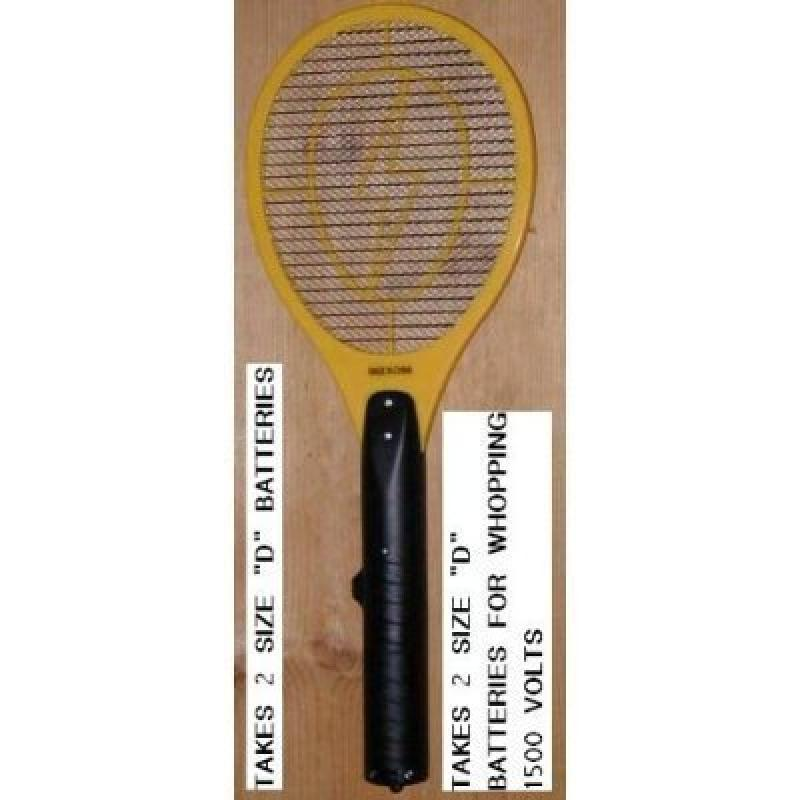 """""""ABC Products"""" - (Original Design) ~ Electric Fly Swatter..."""