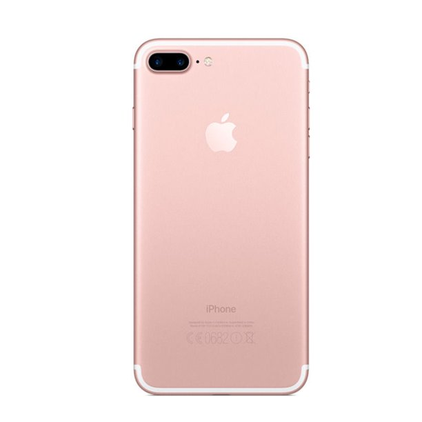Apple Iphone 7 Plus 128gb Unlocked Gsm Smartphone Multi Colors Rose Gold White Used Good Condition Walmart Com Walmart Com