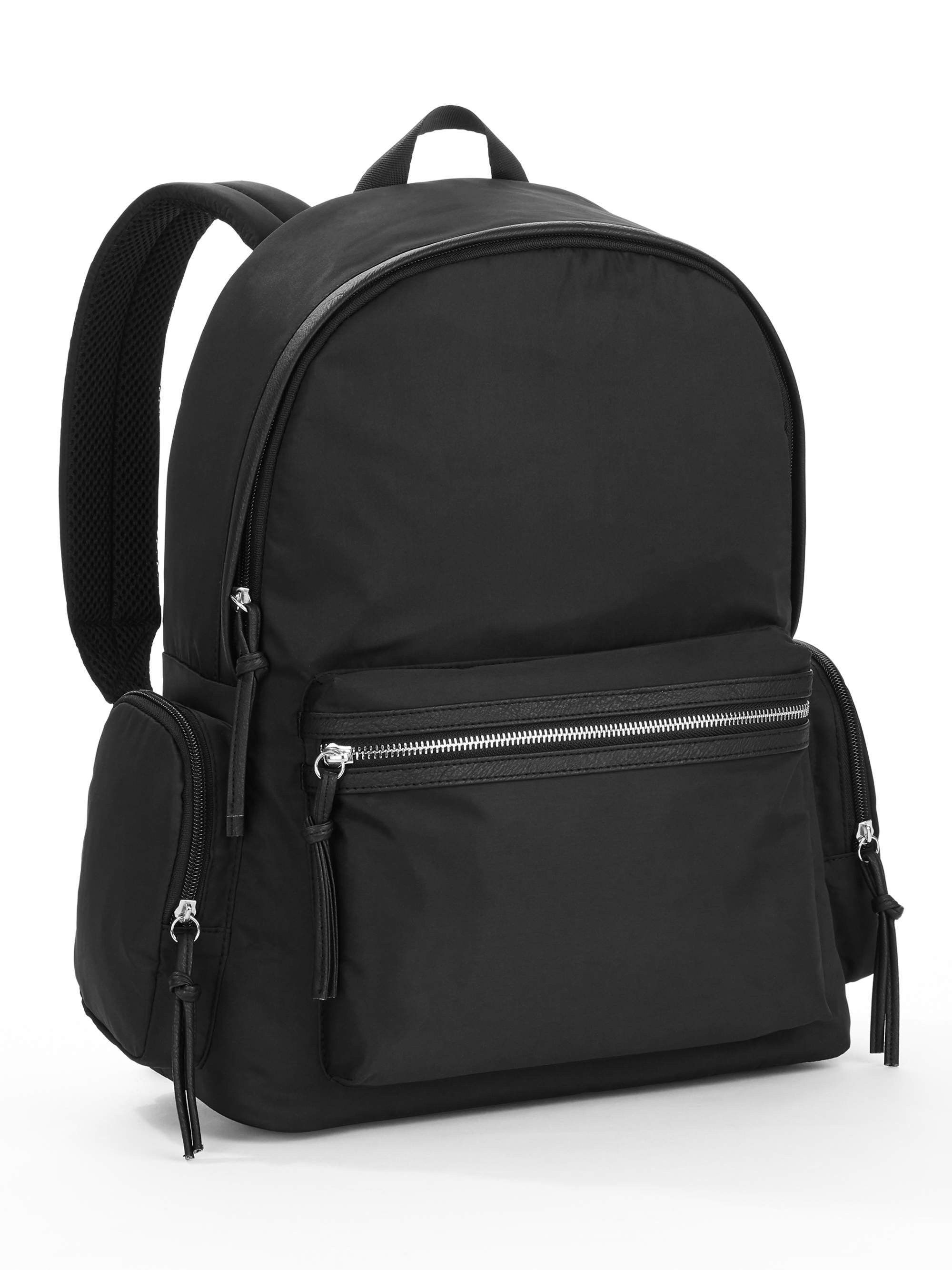 No Boundaries Black Active Backpack
