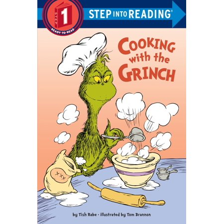 Cooking with the Grinch (Dr. Seuss) (Dr Seuss Ribbon)