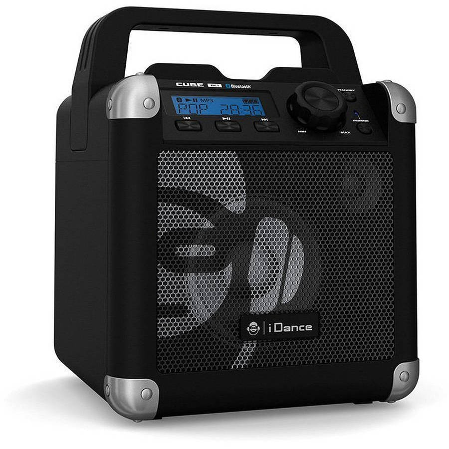 BriteLite iDance 50-Watt Portable Bluetooth Speaker by Edison Professional