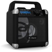 Deals on BriteLite iDance 50-Watt Portable Bluetooth Speaker BC-1BK