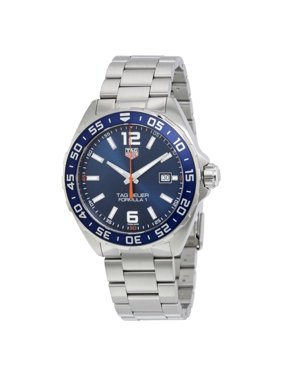 Tag Heuer Men's Formula 1 200M Analog Quartz 43mm Watches