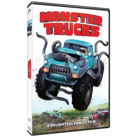 Monster Trucks - Monster High Movies List In Order