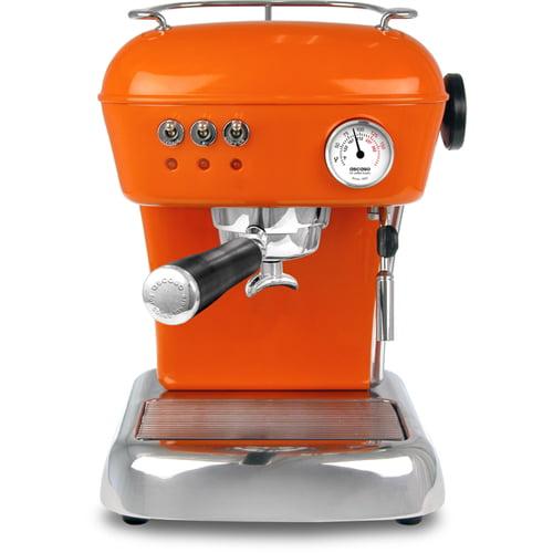 Ascaso DUTHVMO Dream UP v2.0 Mandarin Orange Espresso Machine by Ascaso