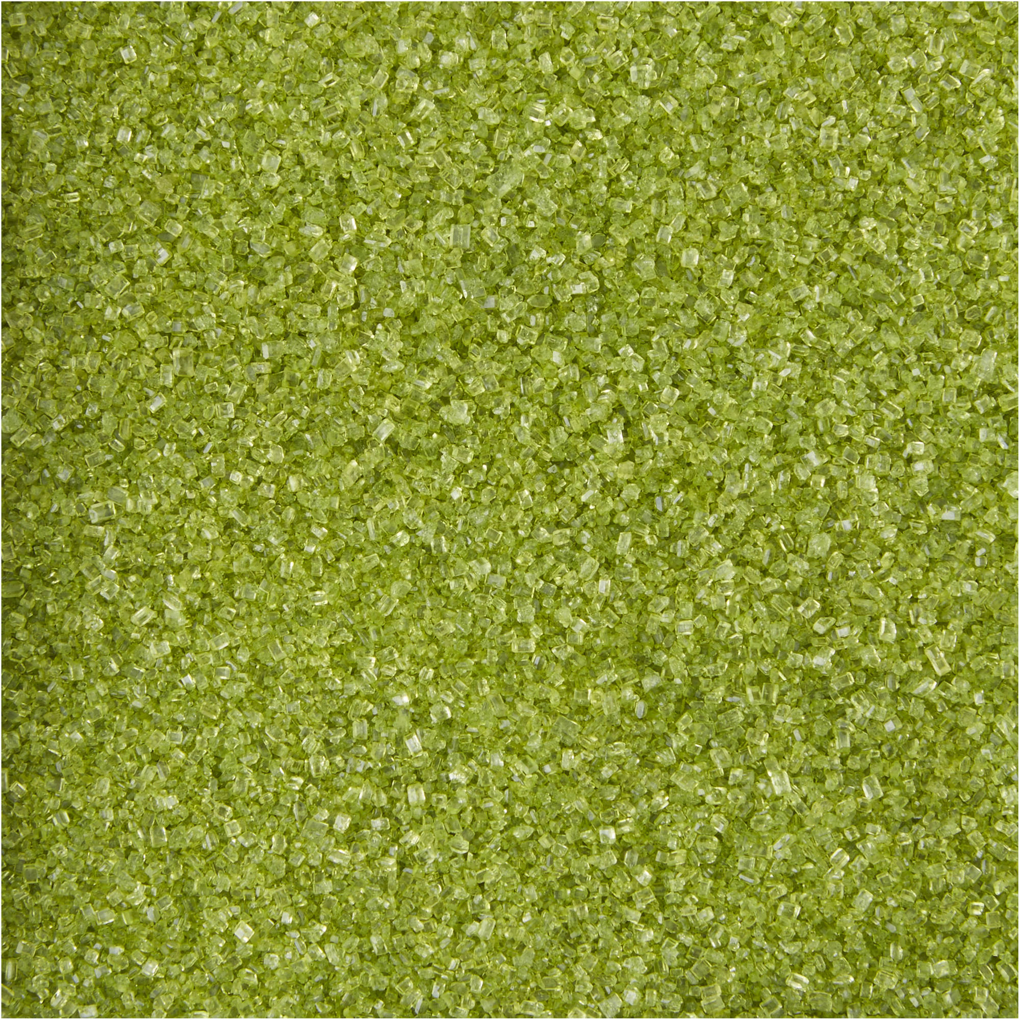 Wilton Short Stack Green Sanding Sugar Sprinkles, 710-9855