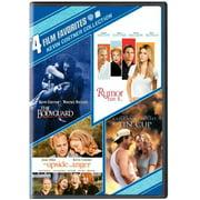 4 Film Favorites: Kevin Costner Collection (DVD)