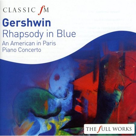 Gershwin: Rhapsody in Blue (CD)