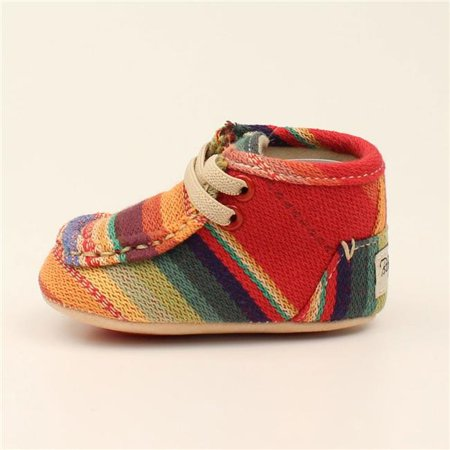 Twister 4426197-01 Serenity Baby Bucker Casual Shoe, Multi-Color - Size 01 ()