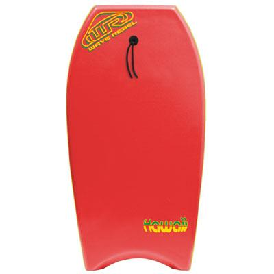 Hawaii 39 Inch Body Board by Roller Derby