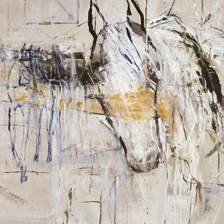 - Palomino Twist Horse Animal Art Print Wall Art By Jodi Maas