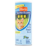 Hartz Mountain 84138 UltraGuard Plus Flea And Tick Powder, 4 Ounce
