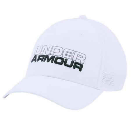 Under Armour - Under Armour Men s UA SportStyle Mesh Stretch Fit HeatGear  Cap ee398482e70