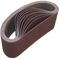 Tools Fashion Style Sandpaper Sanding Belt Abrasive Band Sander Durable Aluminum Oxide 40-120 Grit~#