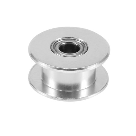 Aluminum Idler Pulley GT2 for 6mm Wide Timing Belt 5mm Bore for 3D Printer