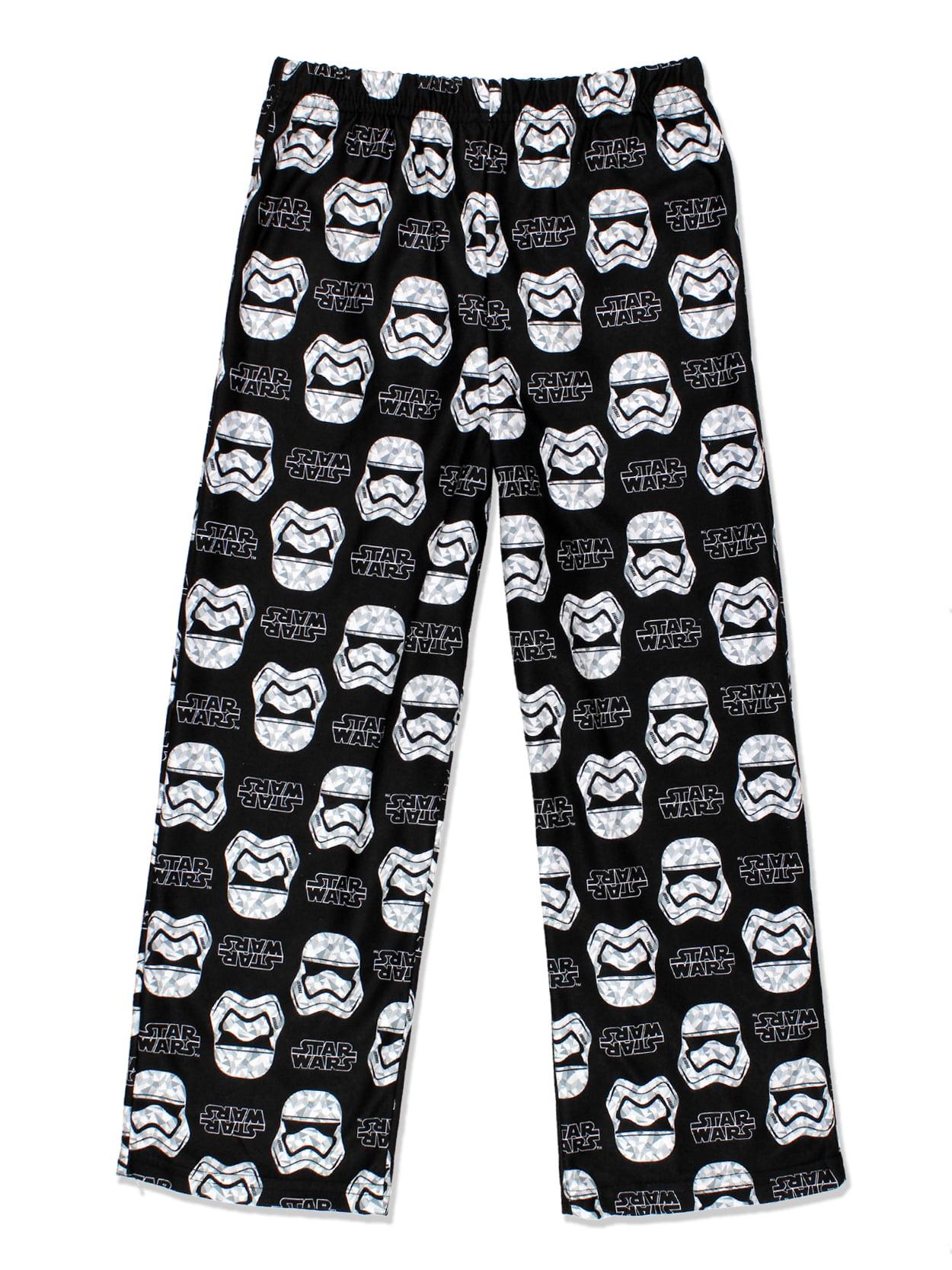 Star Wars Boys Flannel Pajama Pants 21LS118BPT