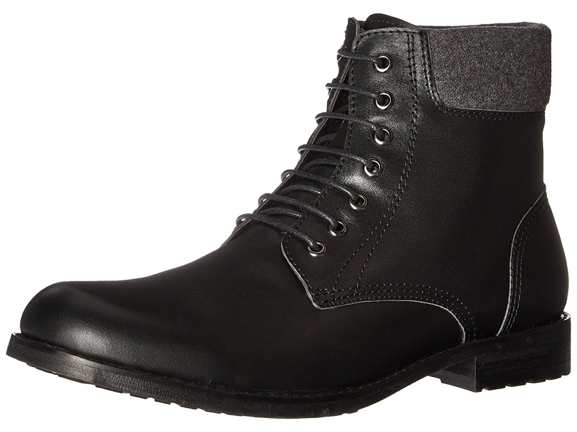 English Laundry Men's Wynn Boot, Black, Size 10.0