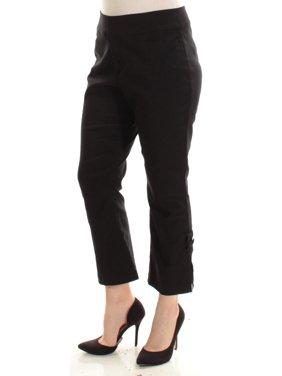 db1a13e155414 Product Image INC Womens Black Pants Size  6