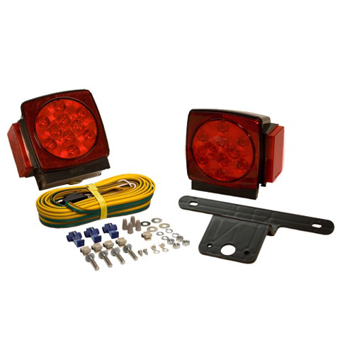 "Blazer C7423 Submersible LED Trailer Light Kit for Trailers Under 80"" Wide- 1 Pair"
